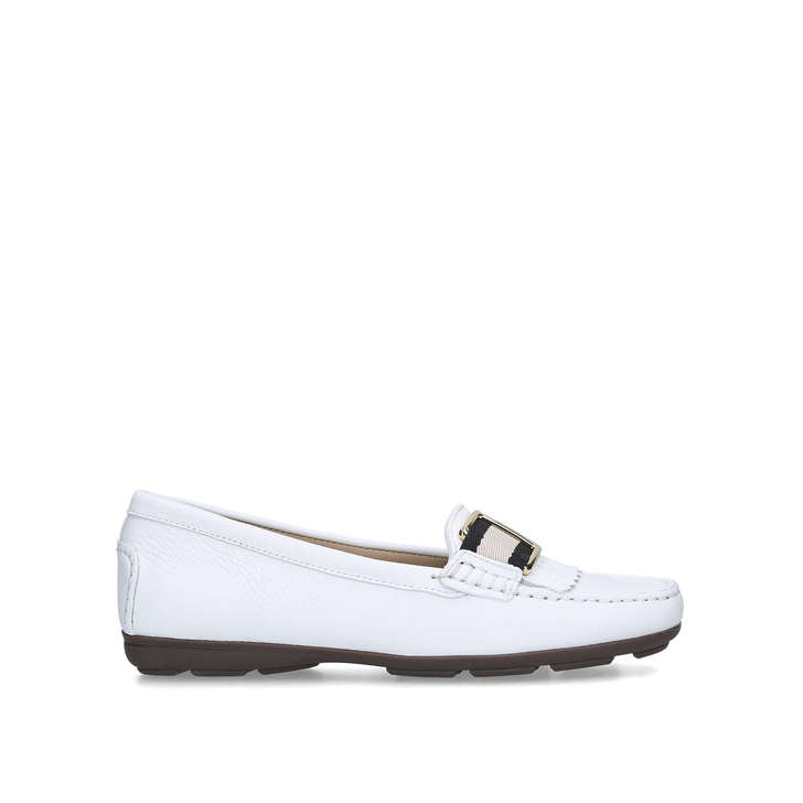 CANDY White Loafers by CARVELA COMFORT