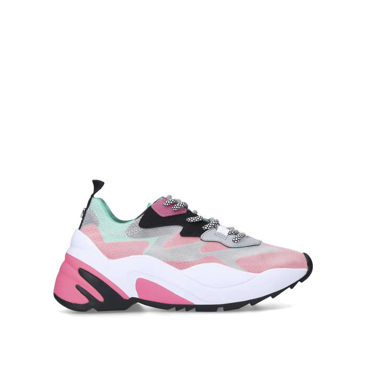 CHARGED Multi-Coloured Chunky Trainers