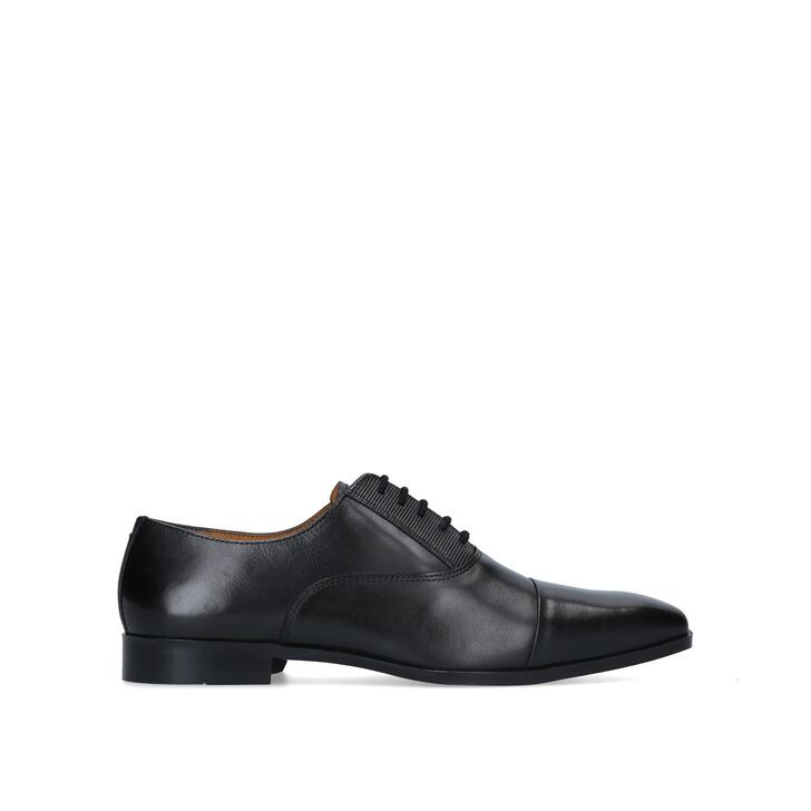 SAMI Black Oxford Shoes by KG KURT