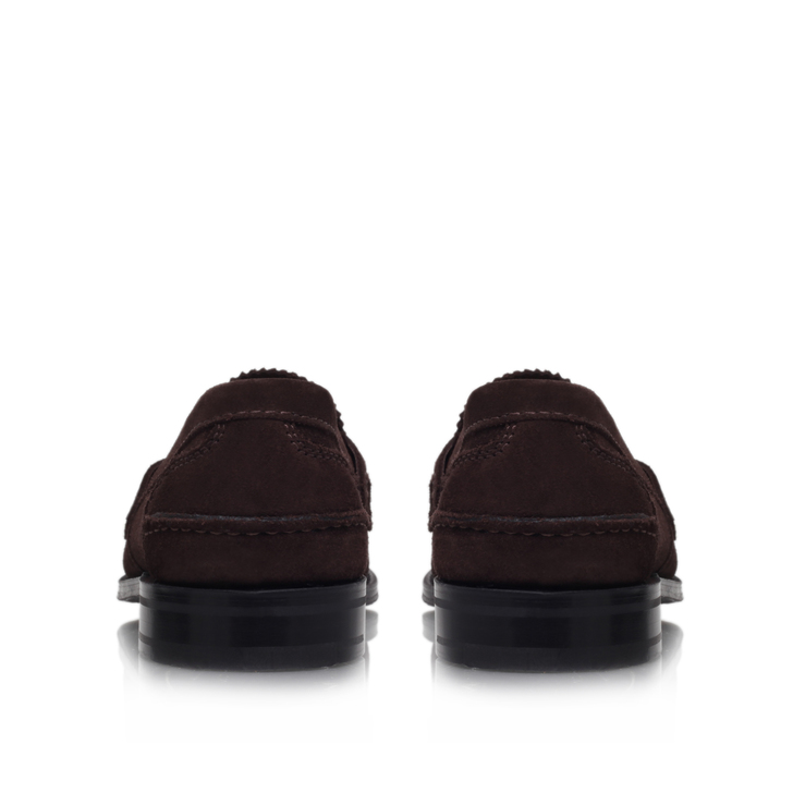 0fe36bfe26e Rs Pembrey R Penny Loafer Brown Flat Loafer Shoes By Church