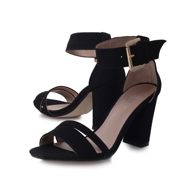 Heels Carvela High High Black Carvela Sandals wv8n0ymNO