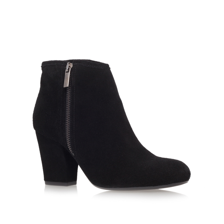 CARVELA Sweden leather boots Black - Q2524