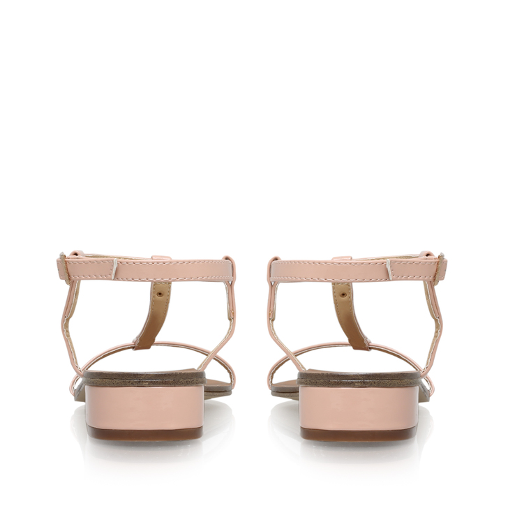 898c91d313b Bounty Nude Low Heel Sandals By Carvela