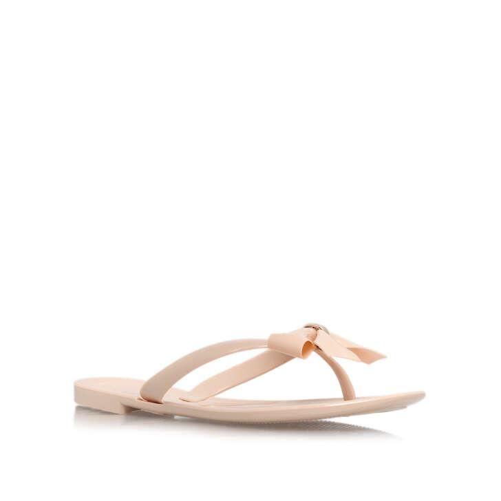 2851cf94a0839b Star. Nude Flip Flops
