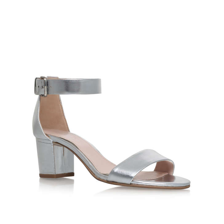 Kimi Black Mid Heel Sandals By Carvela Kurt Geiger QpFbtHJ0