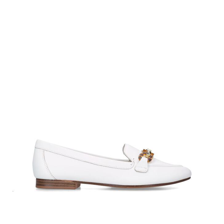 White Loafers By Aldo | Kurt Geiger