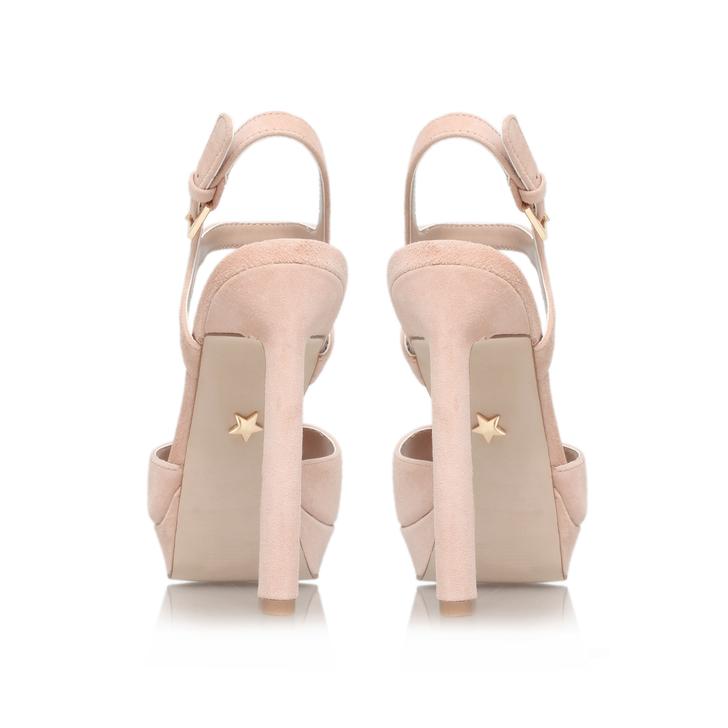 Kurt Geiger   Platform sandals, High heels, Black high