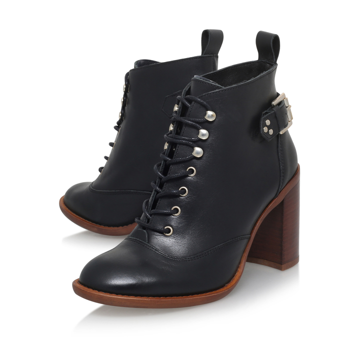 Black 'Sweet' high heel ankle boots cheap sale 100% guaranteed clearance wholesale price qXMxUTb