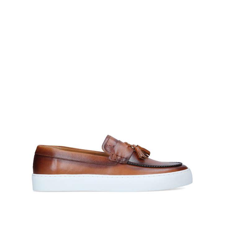 CAPRI Tan Loafers by KURT GEIGER LONDON