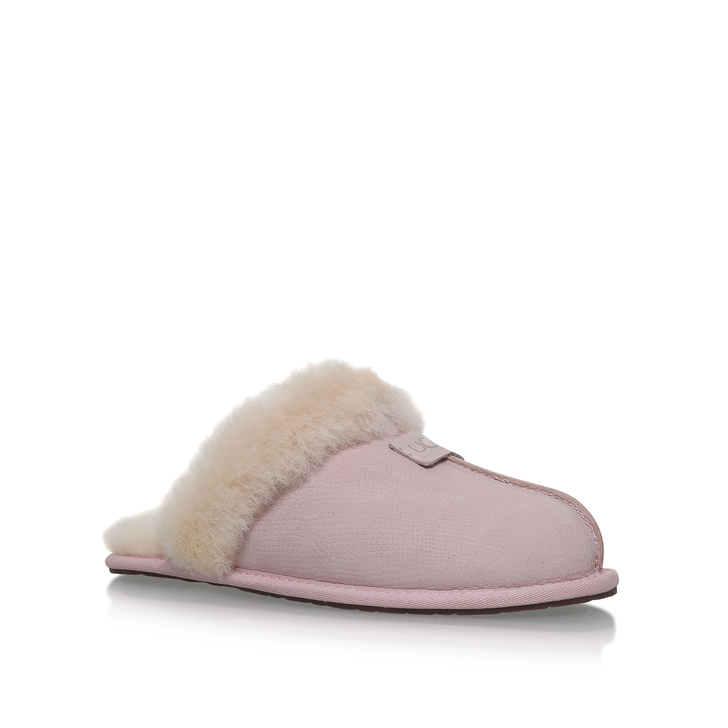 52d1133bdfb Scuffette Ii Snake Pink Slippers By UGG