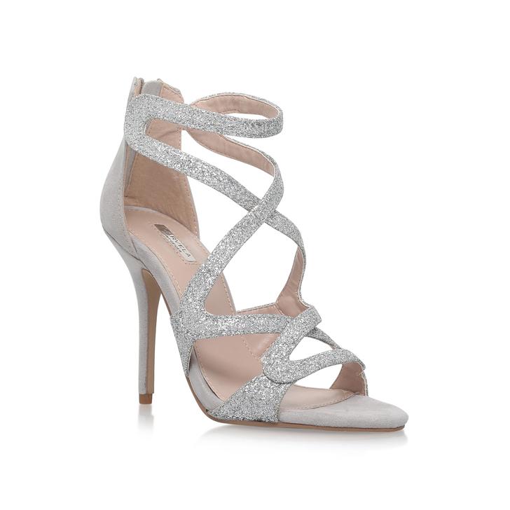 40ae7320856dc3 Grove Grey High Heel Sandals By Carvela