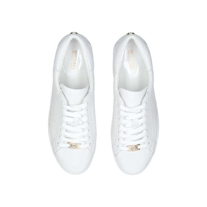 Colby Sneaker White Low Top Trainer By Michael Michael Kors V0WXBdJ1