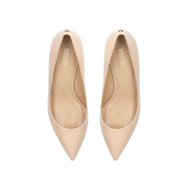 127161176546 Mk Flex Kitten Pump Pink Mid Heel Court Shoes By Michael Michael Kors