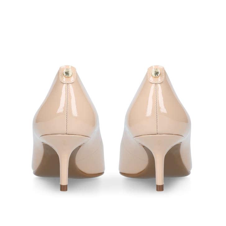 0e9414fa0366 Mk Flex Kitten Pump Pink Mid Heel Court Shoes By Michael Michael ...