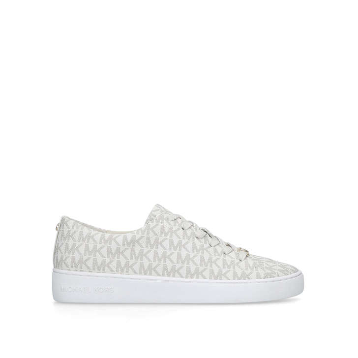 Keaton Sneaker Pink Low Top Trainer By Michael Michael Kors vqW6St5D