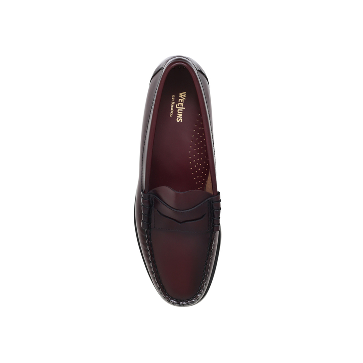 6d41512122d Larson Moc Penny Loafer Wine Loafer Soes By Bass Weejuns