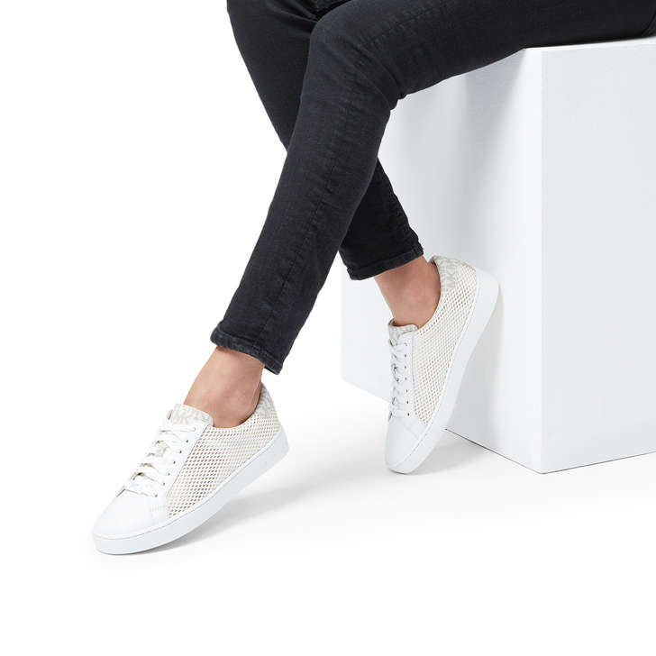 michael kors sneakers irving lace up