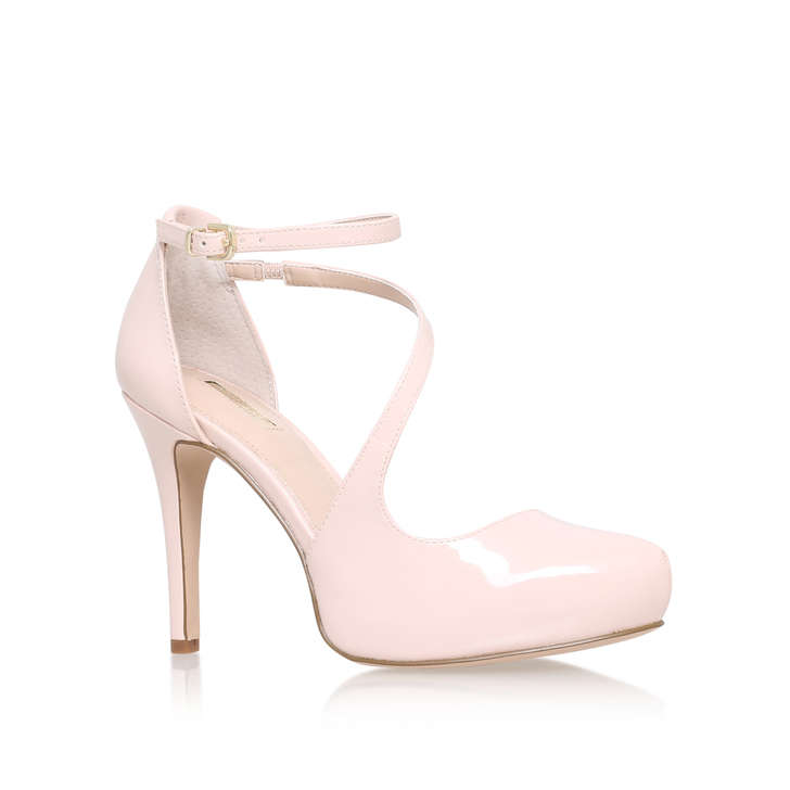 8e9c39a9f05 Antler Nude High Heel Court Shoes By Carvela