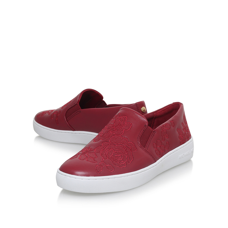 Michael Kors Red Shoes On Sale