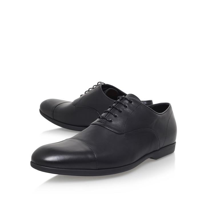Eduardo Rs Ox Black Lace Up Shoes By
