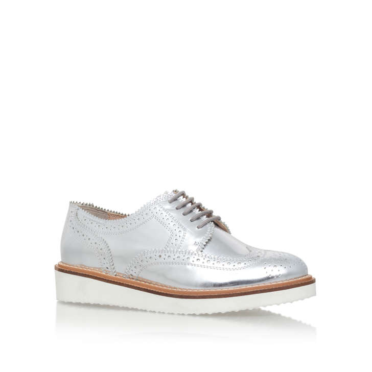 Find silver brogues women at ShopStyle. Shop the latest collection of silver brogues women from the most popular stores - all in one place.
