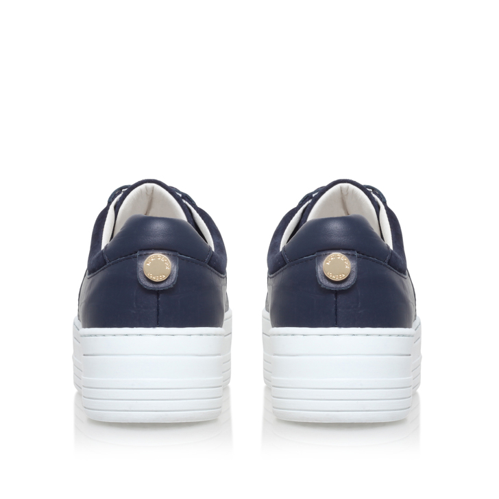 Low Top Trainers By Kurt Geiger London