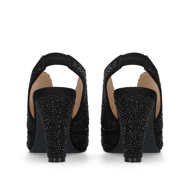 Mid Heel Sandals By Carvela Comfort