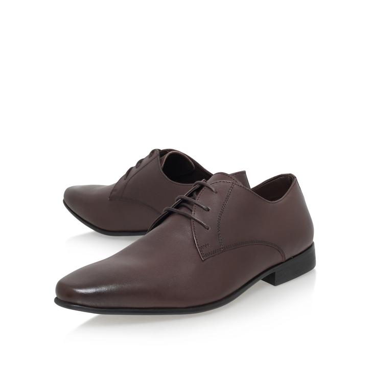 edmonton brown lace up shoes by kg kurt geiger kurt geiger
