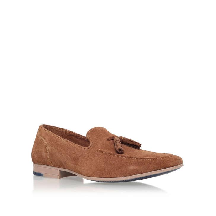 Grey Shoes Flats Men