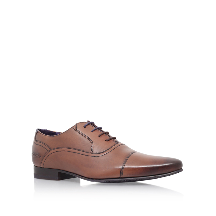 048a37ee143c1 Rogrr 2 Toecap Ox Brown Lace Up Shoes By Ted Baker