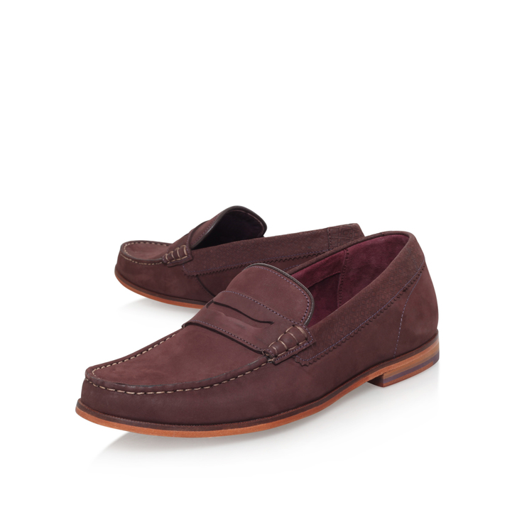 Brown Loafer Shoes Men Casuals