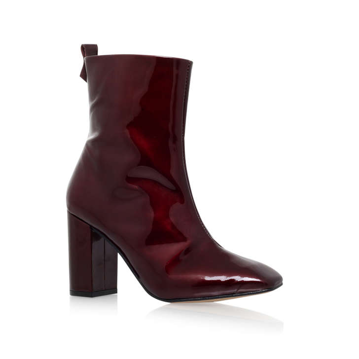 2018 New Cheap Price Kurt Geiger Strut Block Heeled Ankle Boots Discount Ebay Sale Outlet Locations eEscFZcY
