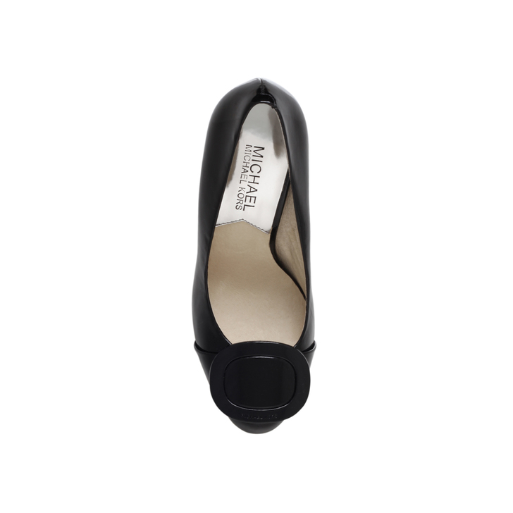 bd65bef78737 Pauline Platform Black High Heel Court Shoes By Michael Michael Kors ...