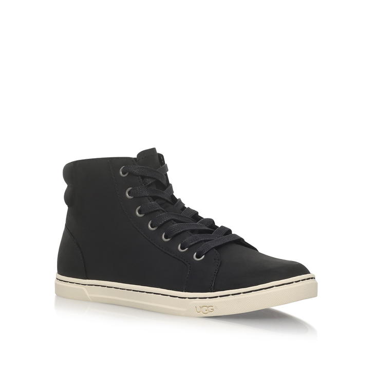 black high top uggs