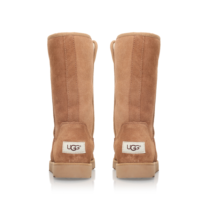 690d7612f807a Michelle Brown Flat Tall Boots By UGG Australia