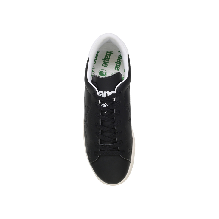 ff95d14b199a Morning Sta M Black Low Top Trainers By A Bathing Ape