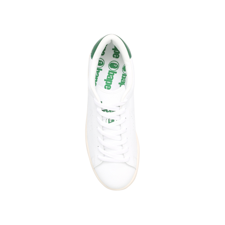 a45995d54462 Morning Sta M White Low Top Trainers By A Bathing Ape