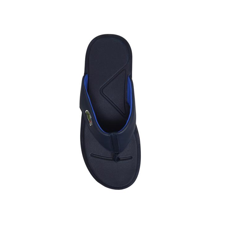 a5d3969f2251 L30 Flip Flop Navy Flip Flops By Lacoste