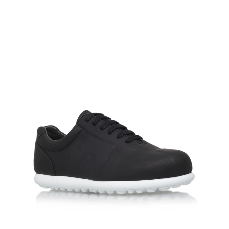 5de056a4f12 Pelotas XL Mono Snkr Black Low Top Trainers By Camper