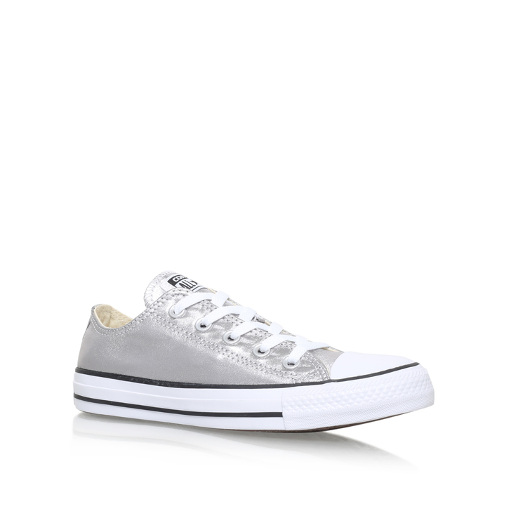 CT METALLIC CANVAS LOW