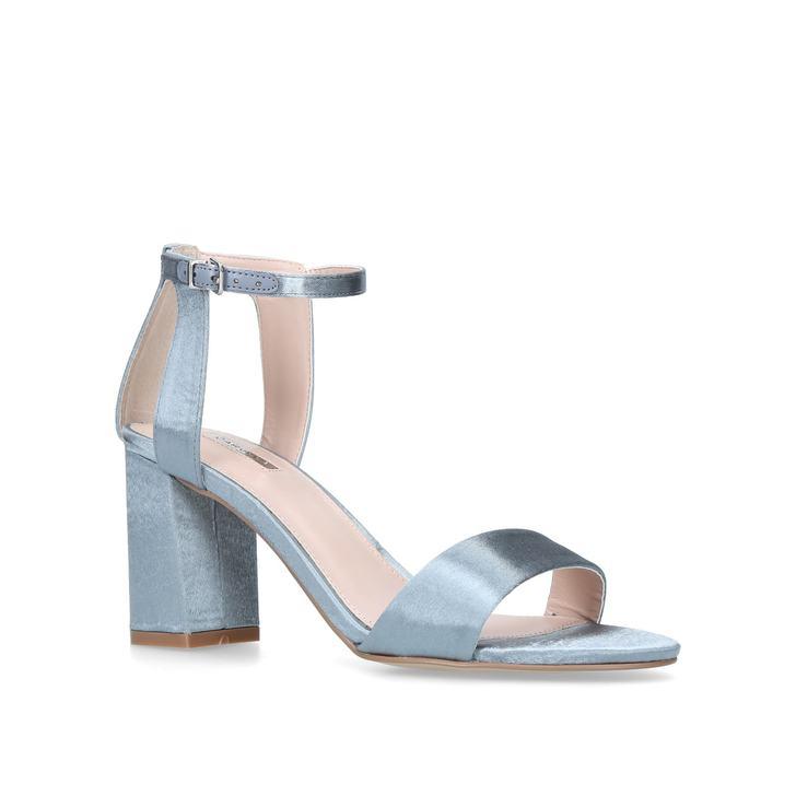 Carvela Kurt Geiger Pale Blue Shoes