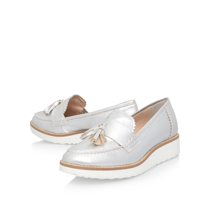 Kurt Geiger Silver Shoes Sale