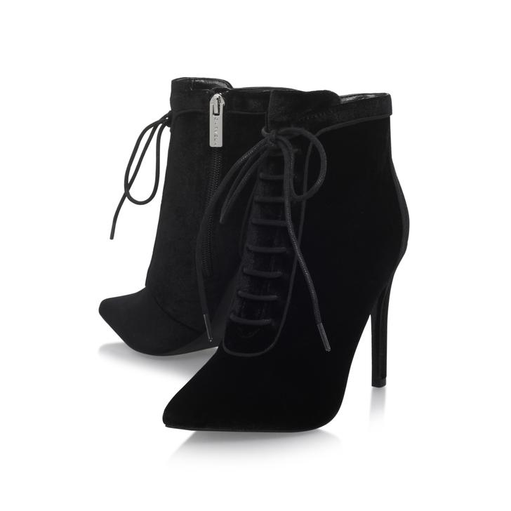 Glen, Bottines Femme, Noir (Black), 38 EUCarvela