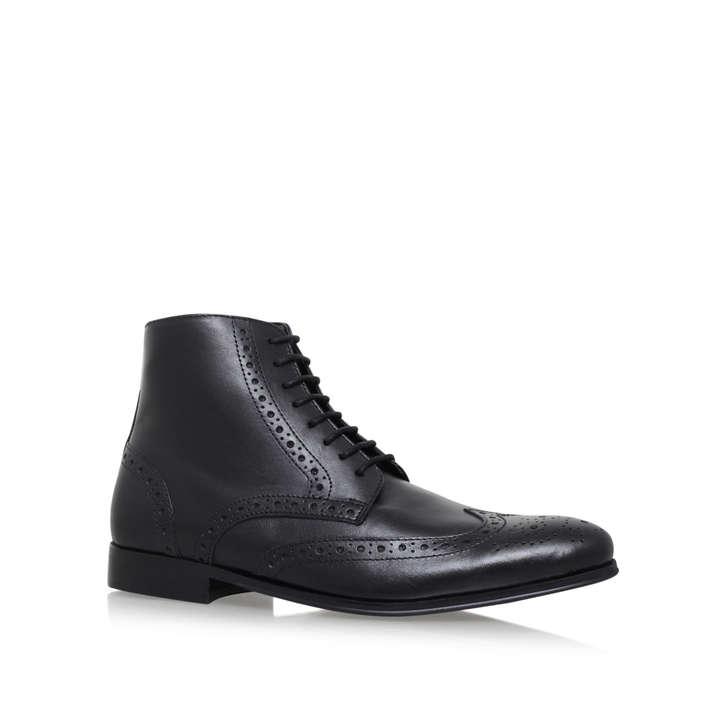 Black Black Black Hove Boots Boots Boots Geiger By Geiger Lace KG Up Kurt Kurt TUqwSdU