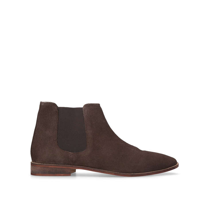 in stock 2018 shoes wholesale price HARROGATE Brown Ankle Boots by KG KURT GEIGER | Kurt Geiger