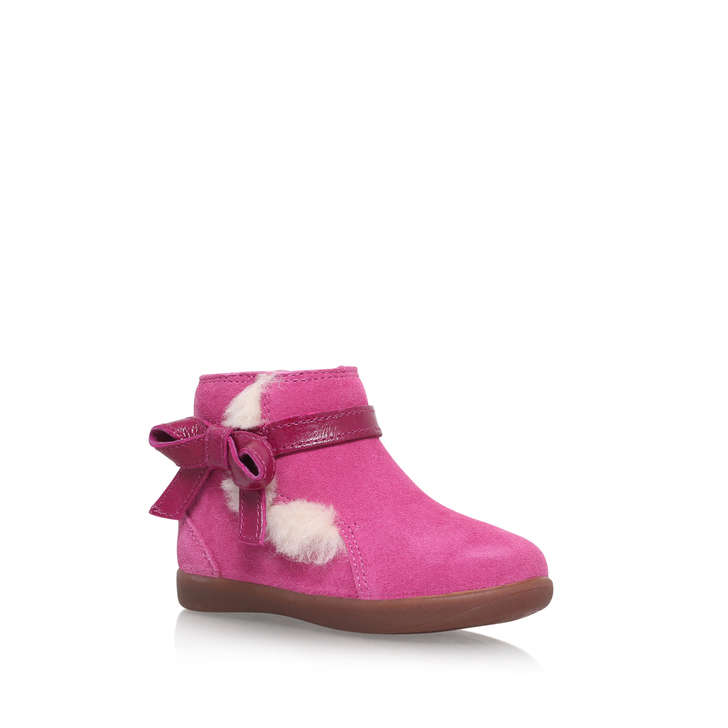 libbie pink ankle boots 2 4 years by ugg